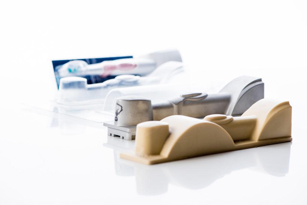 Anfertigen von Verpackungsmuster für Elektrozahnbürsten